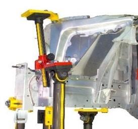 Bộ gá xe trong các trường hợp hợp đặc biệt cho bộ jig
