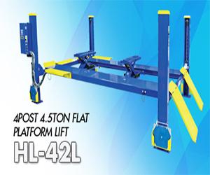 Cầu nâng 4 trụ  - HL- 42L